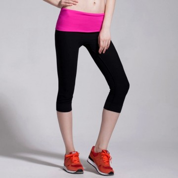 New Running Tights Lady s Leggings and Sports Clothing Gym Pants Women Yoga Fitness Wear Trousers Exercise Breathable Pants32365202894