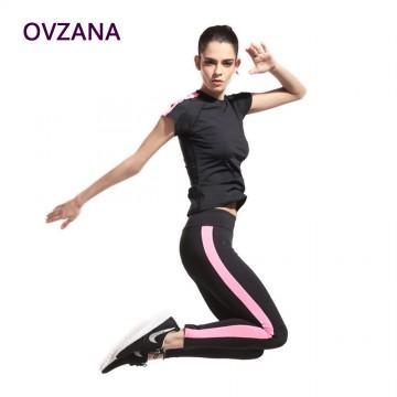 2 Sets Women Exercise Clothing Set Gym Yoga Clothes Jogging Suits Slim Sweatshirt Girls Clothing Set Gym Women Training Suits32683459133