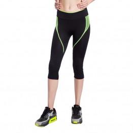 Women Yoga Pants Gym Clothing Sports Workout Fitness Slim Running Run Exercise Gym Slimming Pants